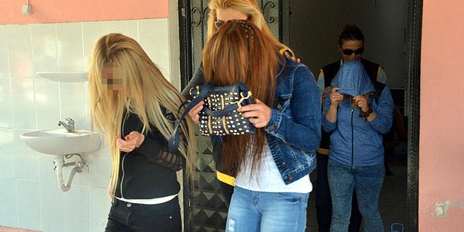 Azerbaycanlı kadınları iş vaadiyle erkeklere pazarladılar!