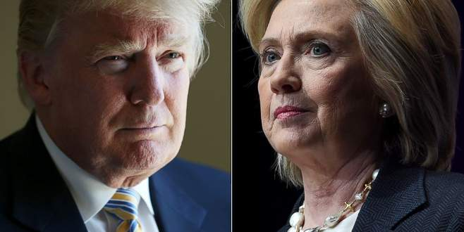 Clinton ve Trump'a hüsran