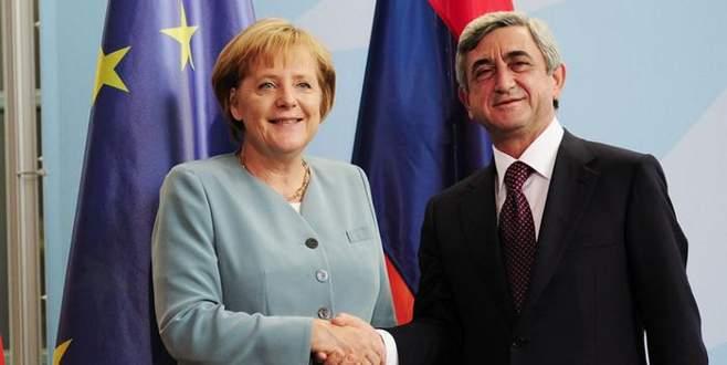 Ermenistan'dan Almanya'ya ziyaret