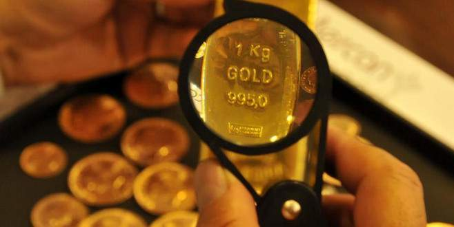 Martta 1,5 ton altın ithal ettik