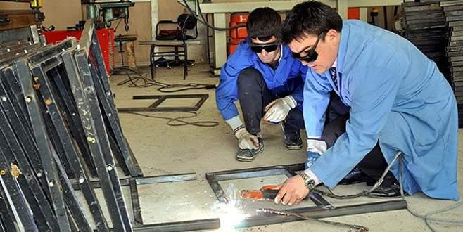 Mesleki eğitim 81 ilde güçlendirilecek