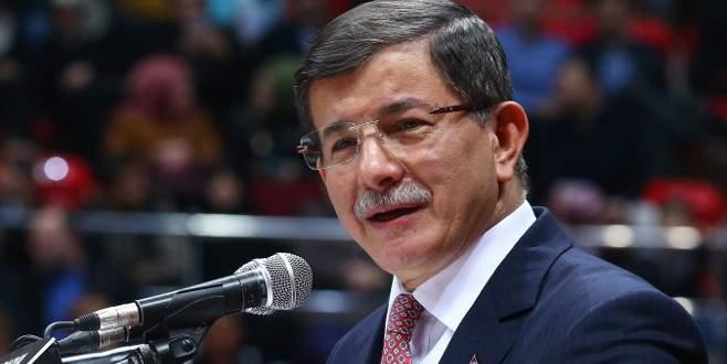 Davutoğlu'ndan 'dokunulmazlık' açıklaması