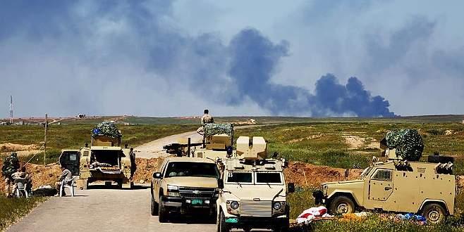 Musul operasyonunda 70 DAEŞ militanı öldürüldü