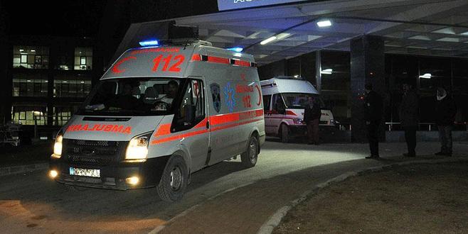 Bitlis'te bir korucu şehit oldu