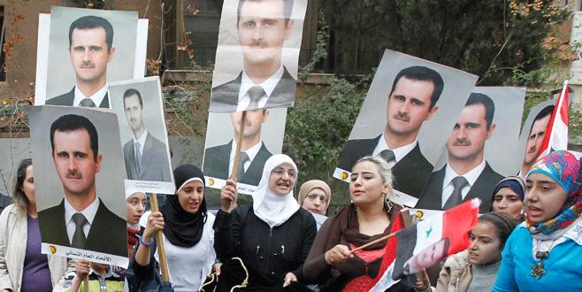Suriyeli Alevilerden BBC'ye yalanlama