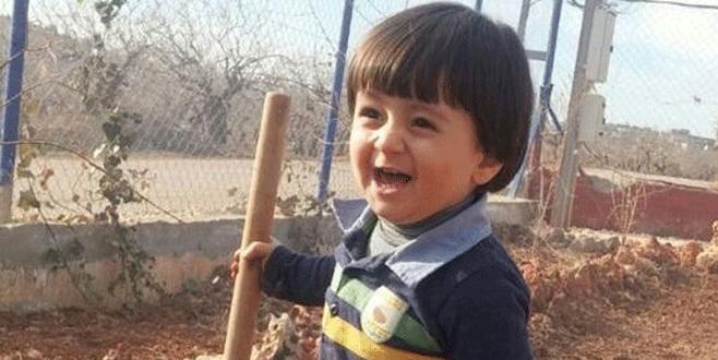 2 yaşındaki Muhammet maganda kurbanı oldu