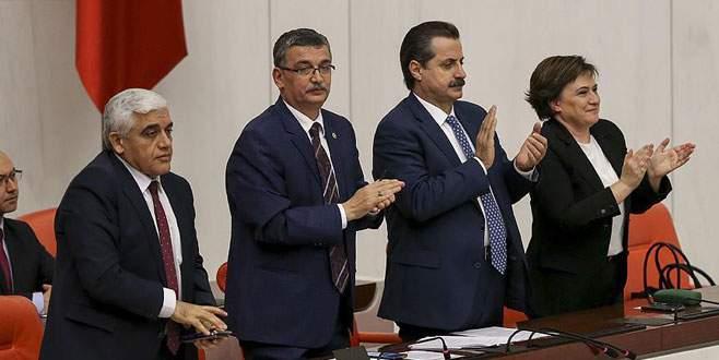 Şanlıurfa'ya İstiklal Madalyası teklifi yasalaştı