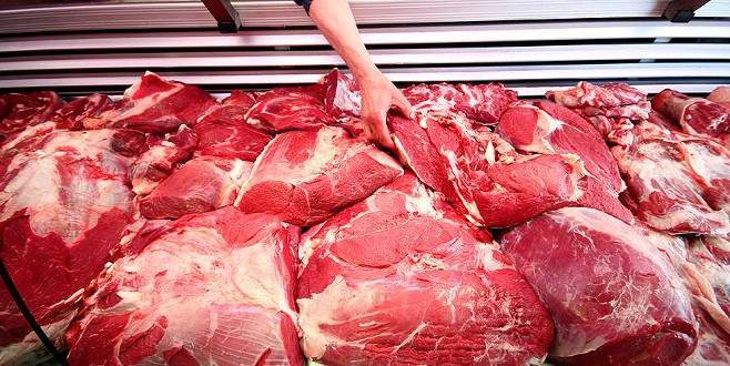 ESK'ya et ithalatı için 15 bin ton kontenjan