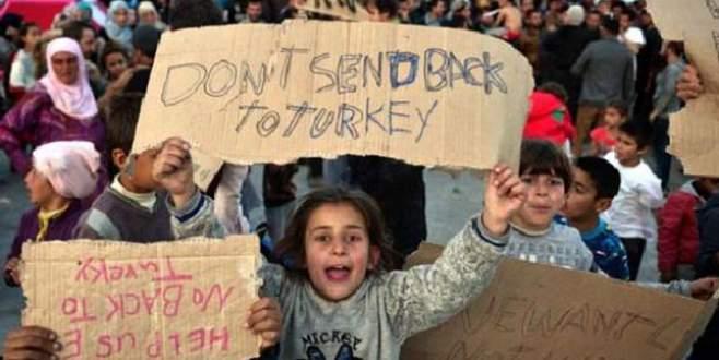 150 sığınmacı daha Türkiye'ye gönderiliyor