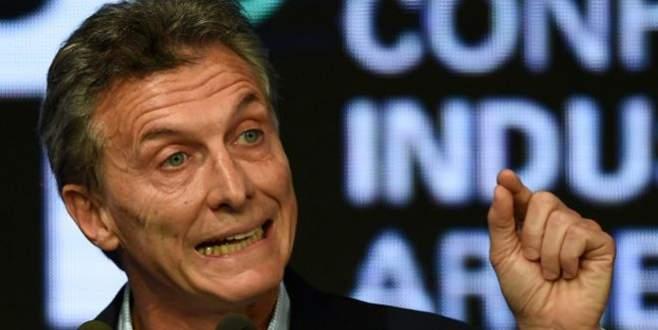 Arjantin lideri: Masumum
