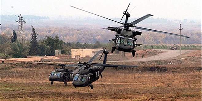 ABD, PYD'ye askeri yardımını sürdürüyor