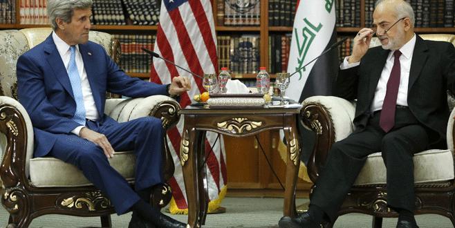 Kerry'den sürpriz Irak ziyareti