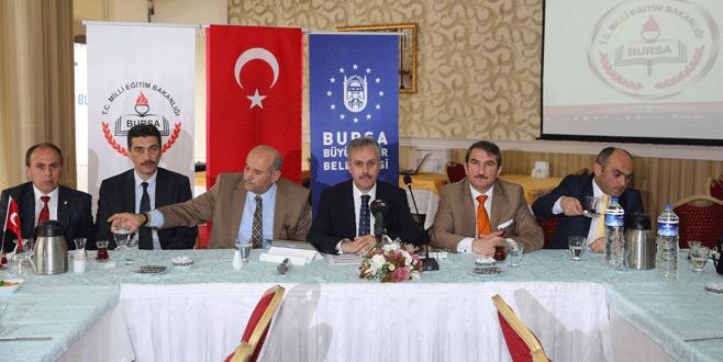 'Bursa'da 100'ün üzerinde okula ihtiyaç var'
