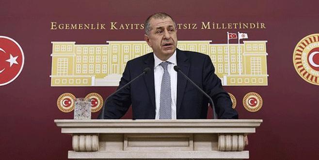 MHP'li Özdağ genel başkanlık adaylığını açıkladı