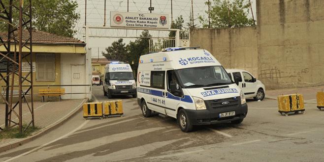 Kadın cezaevinde yangın: 2'si ağır 6 mahkum yaralı