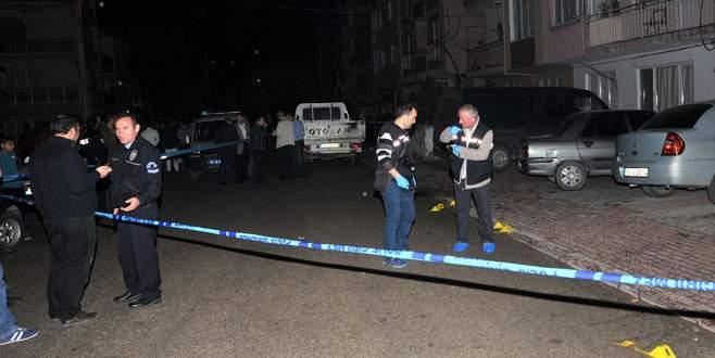 Bursa'da silahlı kavga! Mahalle ayağa kalktı!