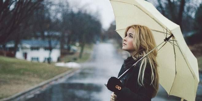 Meteoroloji'den 'yağmur' uyarısı!