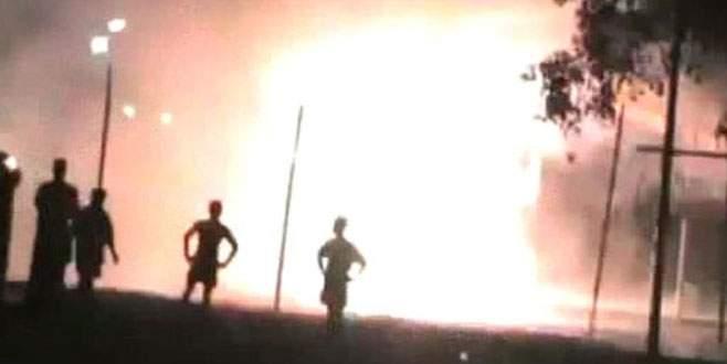 Yangın faciası: 100'den fazla ölü