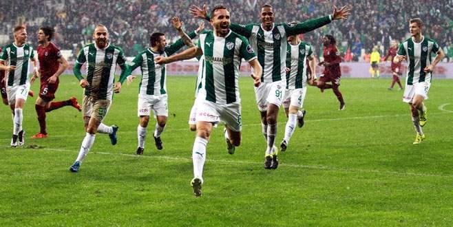 Bursaspor ile Beşiktaş 94. randevuda