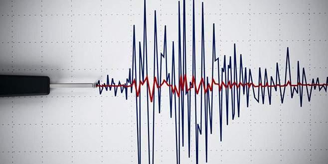 3.5 büyüklüğünde deprem!