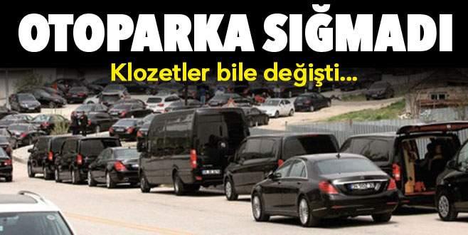 Türkiye'ye geliyor… 500 lüks araç kiraladı