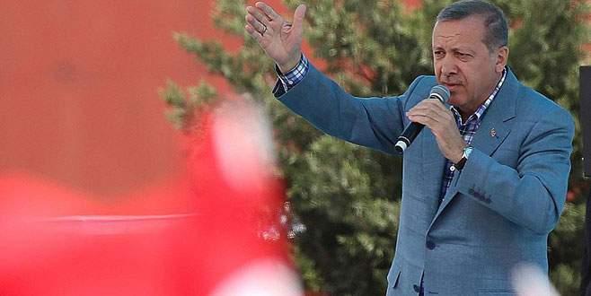 Erdoğan: Bayanlara hakaret etmekle prim yapmıyor siyaset