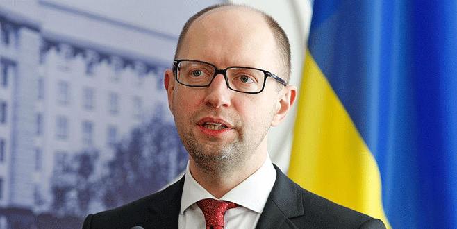 Ukrayna Başbakanı istifa etti