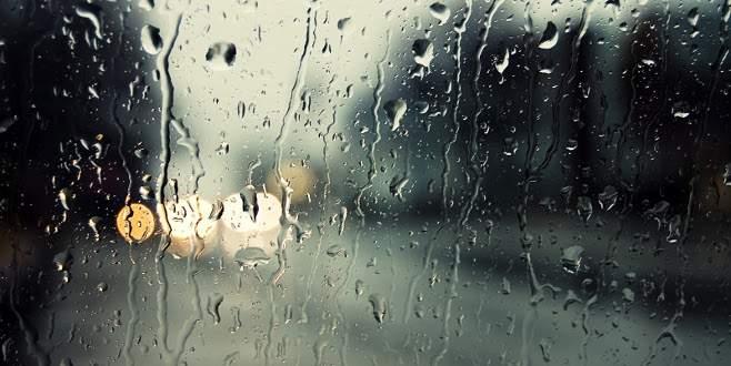 İki bölge için kuvvetli yağış uyarısı