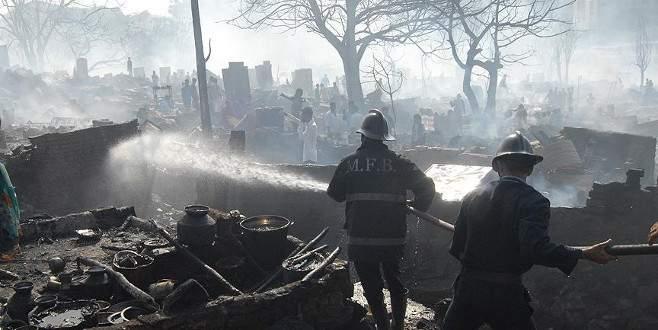 Yangında ölenlerin sayısı 110'a yükseldi