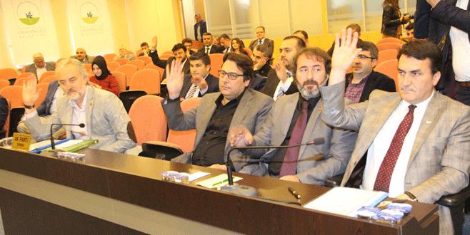 Osmangazi'nin faaliyet raporu onaylandı