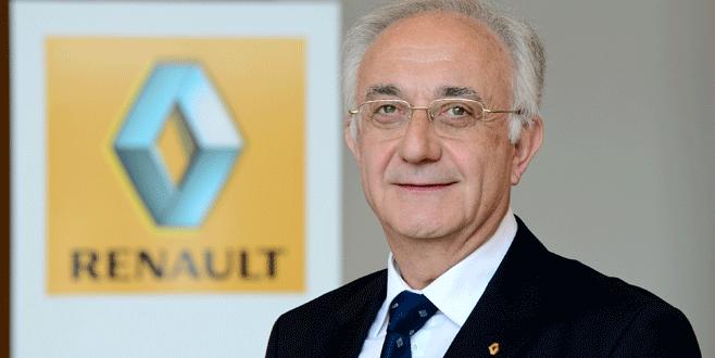 Boyahane şefliğinden Oyak Renault'nun zirvesine
