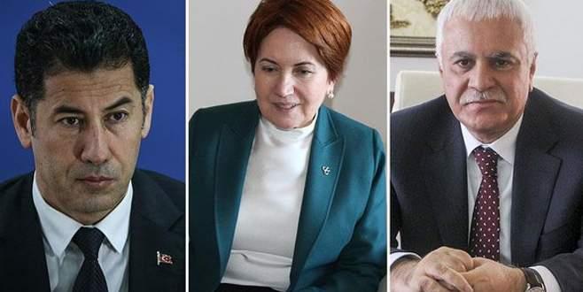 MHP'li muhalifler arasında mutabakat