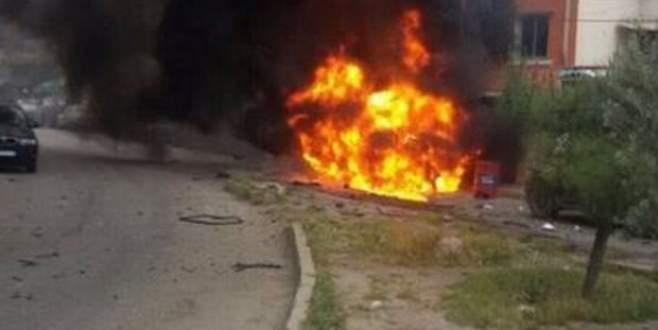 Örgüt liderine bombalı suikast