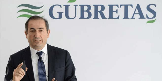 GÜBRETAŞ Genel Müdürü istifa etti