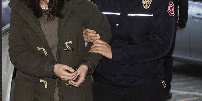 HDP Mardin İl Eş Başkanı tutuklandı