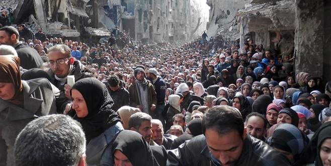 2,7 milyon kişi göç etti