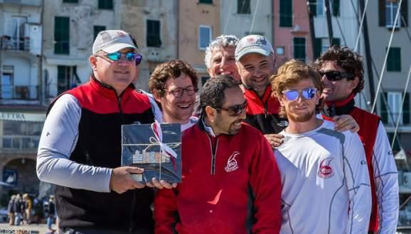 Eker ekibi ikinci yılında İtalya'da podyuma çıktı