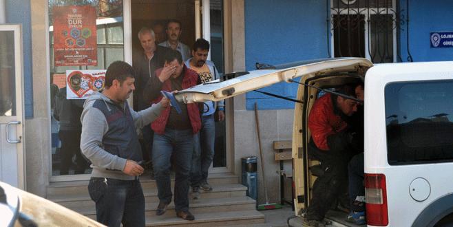 Bursa'daki koyun hırsızları tutuklandı