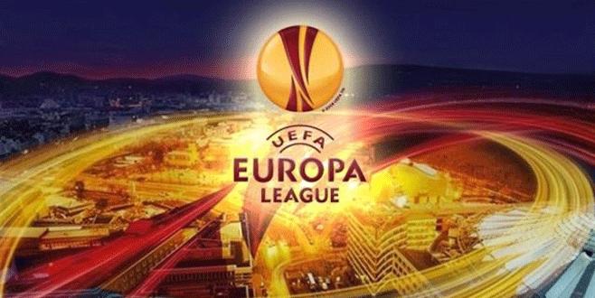 UEFA Avrupa Ligi'nde kader gecesi