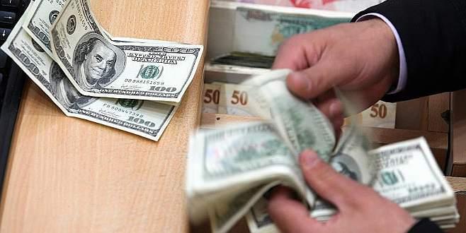 Dolar/TL 2,87'nin üzerini gördü