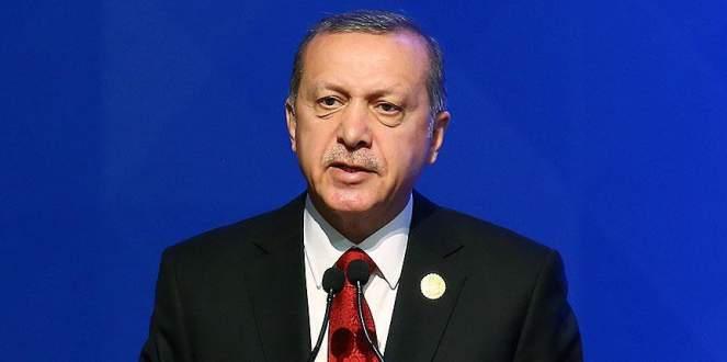 Erdoğan: Terör örgütleri asla mukaddes dinin temsilcisi olamaz