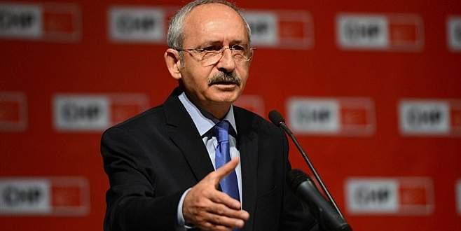 Kılıçdaroğlu: 'Teklife 'evet'diyeceğiz'