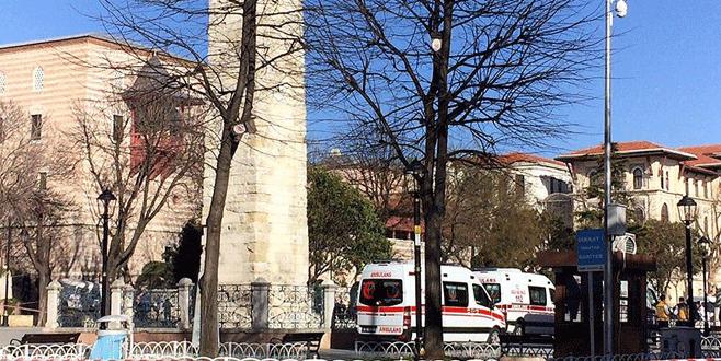 Sultanahmet'teki canlı bomba saldırısı davasında flaş karar