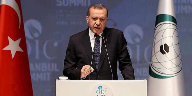 Erdoğan: 'Birlik ve dayanışma olmadan…'