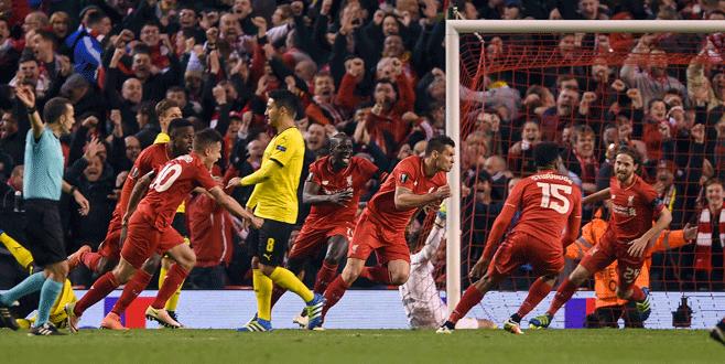 Liverpool'un zaferi İstanbul'u hatırlattı