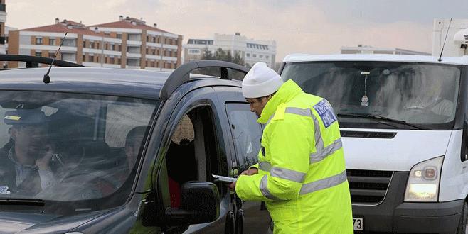 2 milyon lira kış lastiği cezası