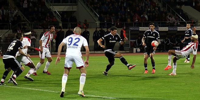 M. Sivasspor 1-2 Beşiktaş