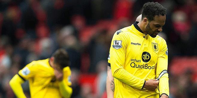 Aston Villa Premier Lig'e veda etti
