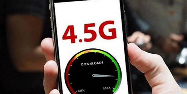 4,5G'ye 643 milyon TL'lik ödenek