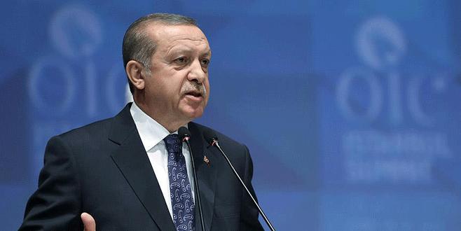 Erdoğan: Allah'tan başka hiçbir güce kul olmayacağız